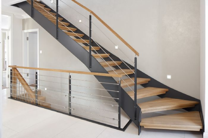 scale in ferro vetro e acciaio bisacchi forli cesena. Black Bedroom Furniture Sets. Home Design Ideas
