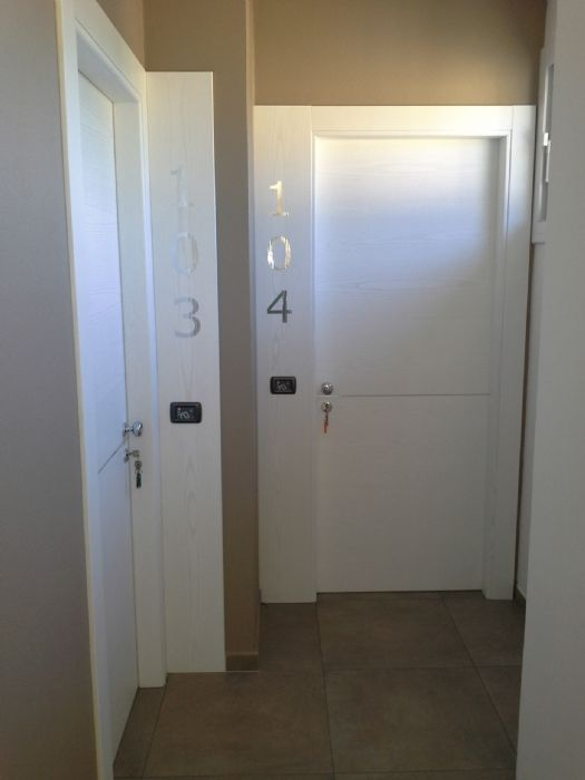 Porte interne in legno | ORLANDI PASQUALE SAS - finestre in pvc ...