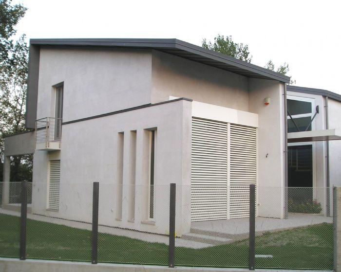 Model system md 500 orlandi pasquale sas finestre in pvc forl cesena - Frangisole esterni per finestre ...