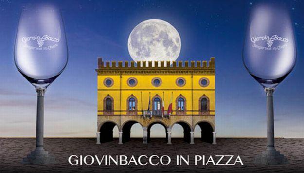 GiovinBacco in Piazza Dal 21 al 23 Ottobre 2016 - Ravenna