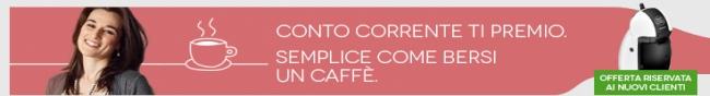 BPER - Conto corrente di premio. Semplice come bersi un caff�.