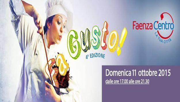 Fa Gusto - itinerari gastronomici nel centro storico di Faenza
