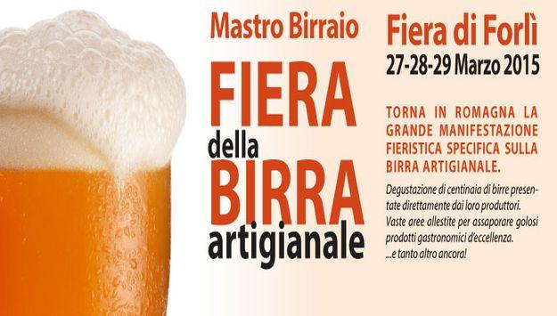 Fiera Birra Artigianale Forli': 27-28-29 Marzo 2015