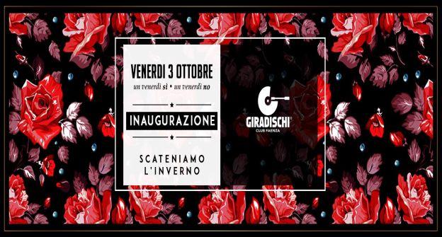 Inaugurazione Giradischi Club Faenza - Venerdi 3 Ottobre 2014