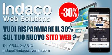 Risparmia il 30% sul tuo nuovo sito web / e-commerce / restyling
