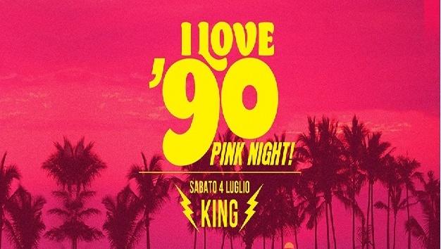 Festa anni '90 - KING PINARELLA
