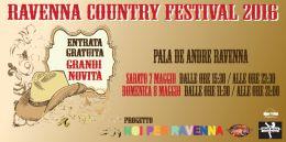 Ravenna Country Festival 2016 Sabato 7 e Domenica 8 Maggio 2016