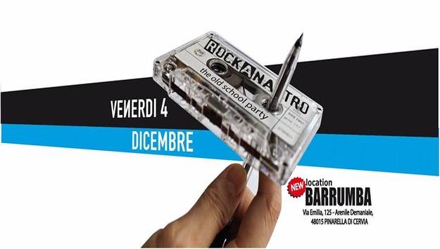 RockAnastro Venerdi' 4 dicembre 2015