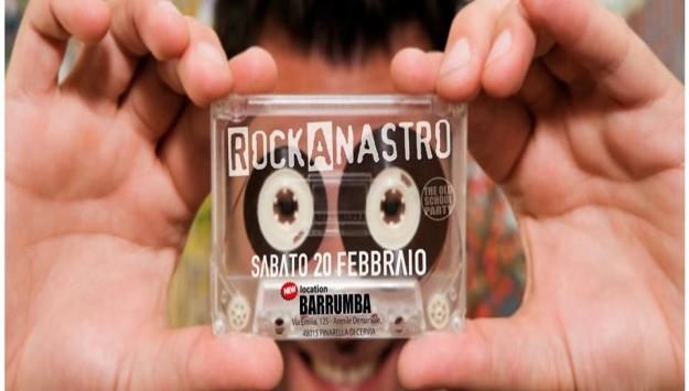 RockAnastro Sabato 20 febbraio 2016