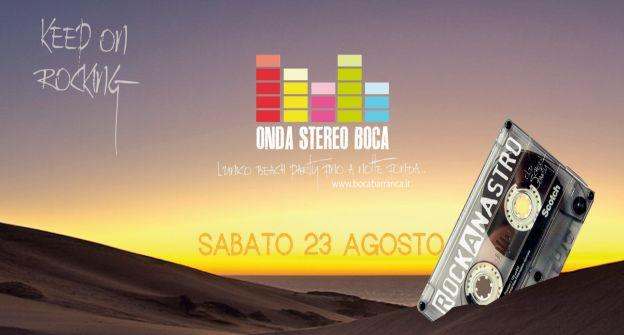 RockAnastro - Boca Barranca - 23 Agosto 2014