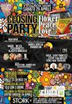 Milano Marittima - CLOSING PARTY - FLOWER POWER