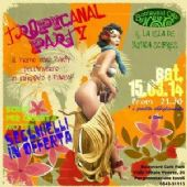 Boulevard Cafe' - TROPICANAL PARTY !!!!!!