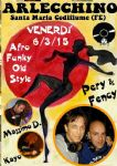 Ferrara - Afro Funky Old Style solo in vinile: djs Pery. Massimo D.. Kayo e Fency