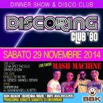 Marina di Ravenna - DISCORING CLUB 80 - DIECI ANNI DI SUCCESSI