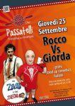 Ravenna - Da Zelig e Teatro della Caduta: Rocco Vs Giorda