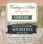 Lugo (RA) - Vintage e Arte in giardino