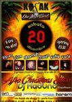 Ravenna - Afro Christmas Stars Dj Raduno