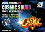 Imola - COSMIC SOUND + SUPERSONIC Rock party