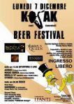Ravenna - KOJAK BEER FESTIVAL