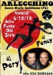 Ferrara - 'Afro Funky Old Style' djs Pery & Fency
