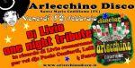 Ferrara - 'Dj LIVIO one night tribute' al mixer Djs Lelli. Fency & Paolo Conforti