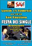 Lugo (RA) - San Faustino - Festa dei Single al Sax Pub