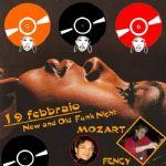 Ferrara - NEW AND OLD FUNK NIGHT djs MOZART & FENCY