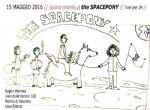 Marina di Ravenna -  Inaugurazione Bagno Waimea 2016-The Spacepony