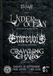 Savignano sul Rubicone - UNDER THE OCEAN + EMREVOID (double Release Party!) + CRAWLING CHAOS