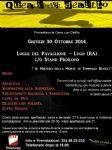 Lugo (RA) - Cena con Delitto