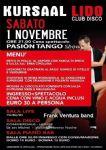 Cervia - Passion Tango con cena