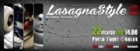 Kojak - Lasagna Style Breaking Contest 4th Edition