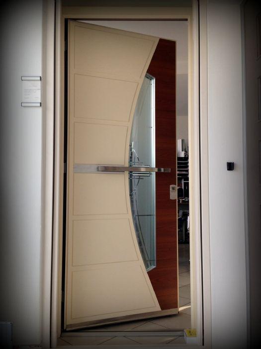 Soluzioni > Porte Blindate > Inotherm e Weru