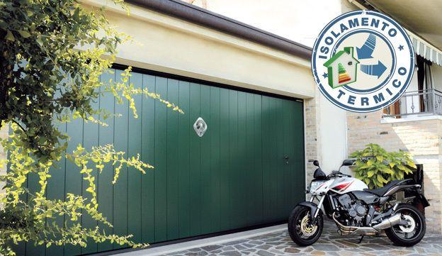 Soluzioni > Portoni Garage > Basculanti Ballan
