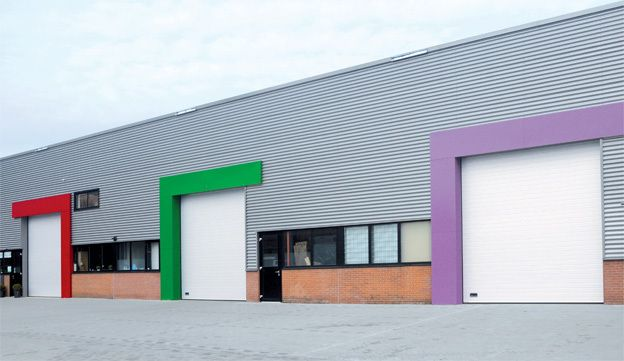 Prodotti > Portoni Garage > Industriali