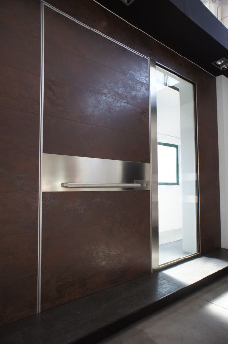 Prodotti > Porte Blindate > Synua Vela e Wall System