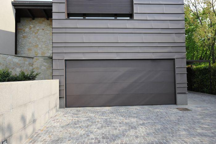 Soluzioni > Portoni Garage > Overlap