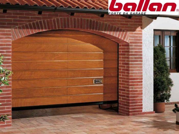 Prodotti > Portoni Garage > Sezionali Ballan