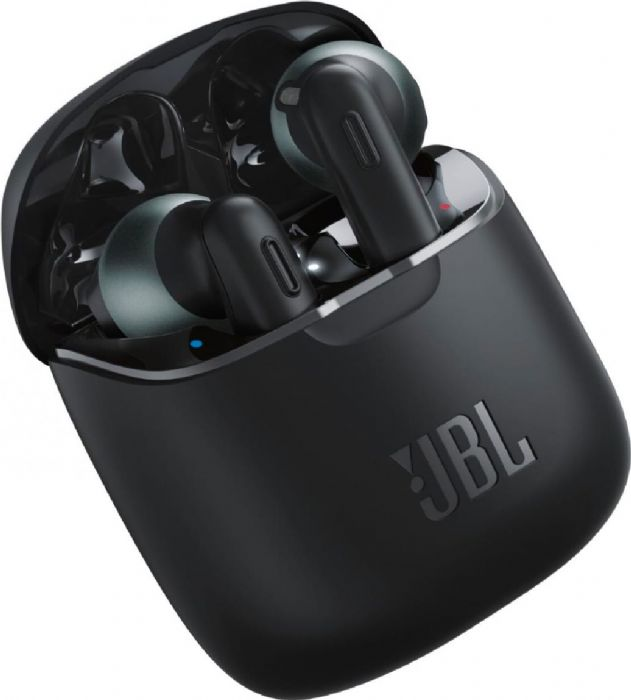 JBL AURICOLARI BLUETOOTH NERO CUSTODIA