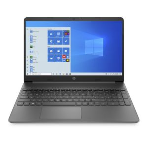 NOTEBOOK HP 15S GRIGIO