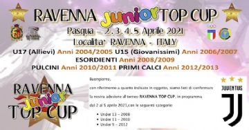 RAVENNA JUNIOR TOP CUP 2021