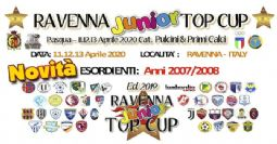RAVENNA JUNIOR TOP CUP 2020 - ESORDIENTI