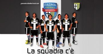 Allenati con il Parma Football School