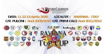 RAVENNA JUNIOR TOP CUP 2020
