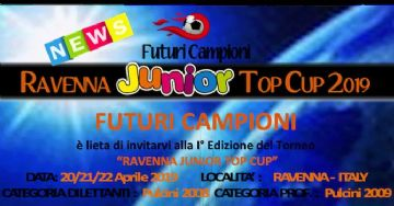 RAVENNA JUNIOR TOP CUP 2019