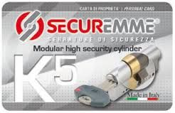 Cilindro Europeo Securemme