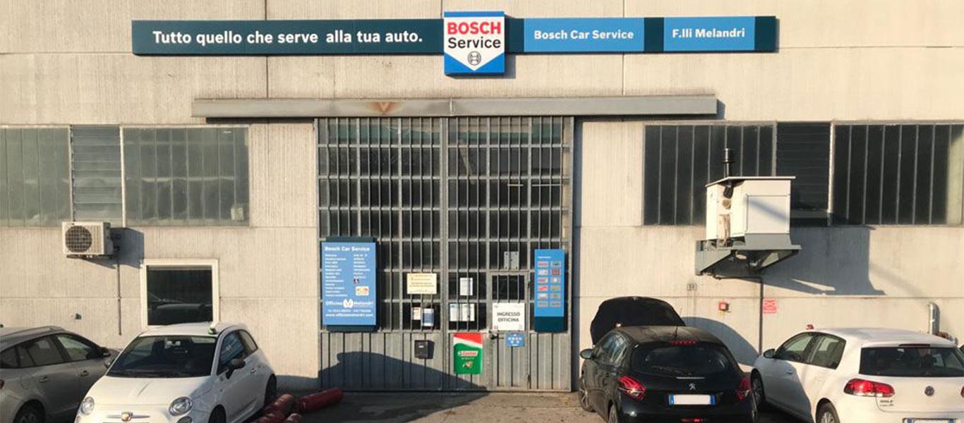 Officina / Elettrauto Bosch Car Service
