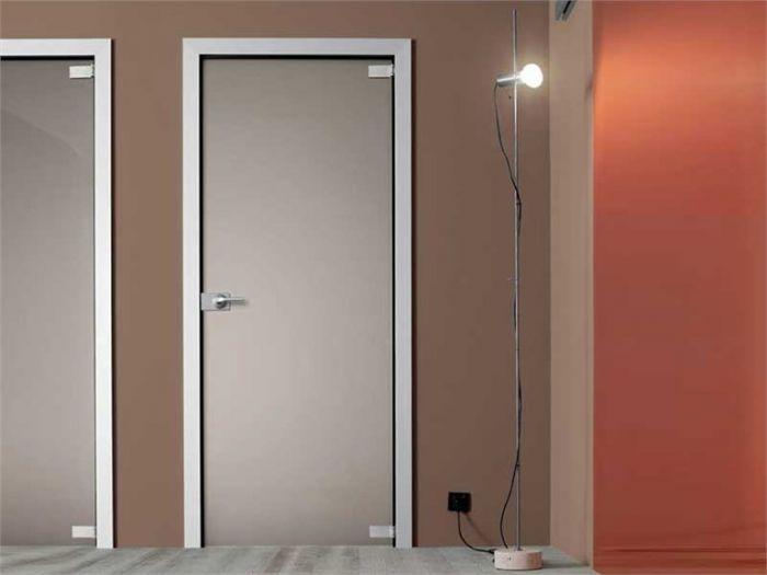 Porte in alluminio a ravenna per interni pellegrino srl - Porte in alluminio per interni prezzi ...